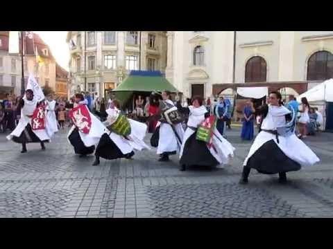 Anacronism - Festivalul Cetati Transilvane Sibiu 2014