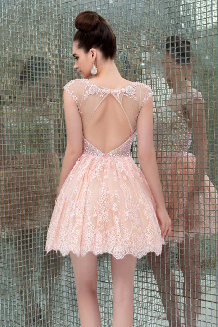 vestidos de fiesta cortos 2015 - Buscar con Google