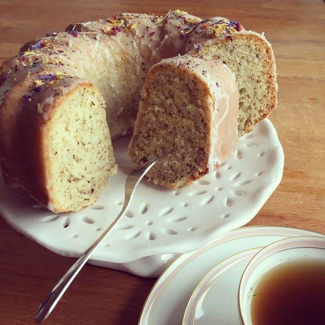 Aus meiner Leidenschaft zum backen und der liebe zum Earl Grey Tee möchte ich dir dieses Rezept nicht vorenthalten.....