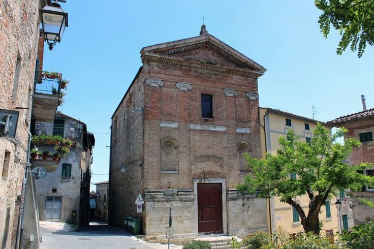 Sarteano Chiesa di San Martino