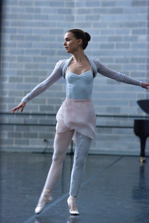 Black Swan star Natalie Portman, that body of work, this is a commitment:o