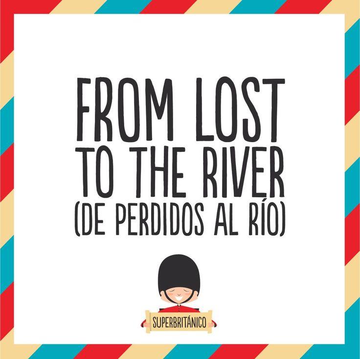 From lost to the river (De perdidos al río) es un clásico #Superbritánico
