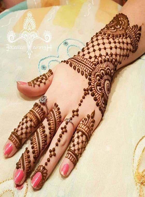 89 Latest Back Hands Mehndi Designs For Wedding Wedding Mehndi
