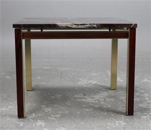 Vara: 3420655Soffbord, stenskiva, 1900-talets andra hälft
