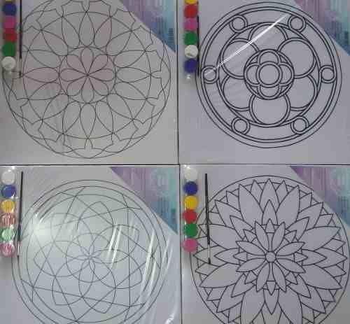 Las 25 mejores ideas sobre juegos para pintar mandalas en for Tecnica para pintar piedras