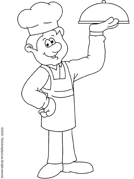 Community service coloring pages ~ 1000+ images about Preschool Community Service on ...