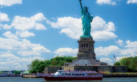 image for Up to 54% Off with New York Water Tours