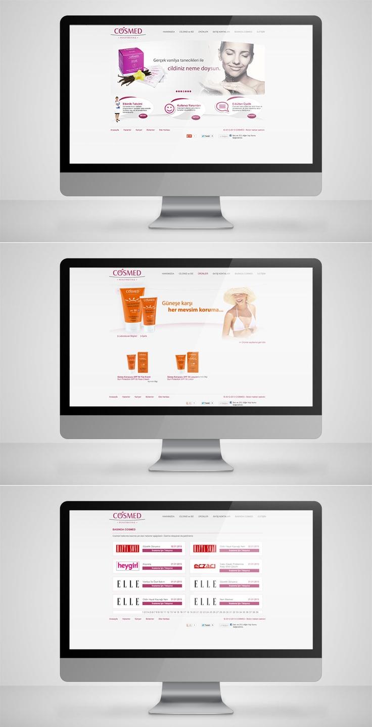 Cosmed Website