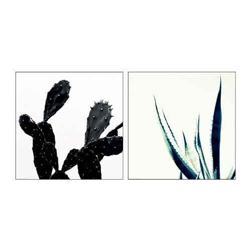 Tvilling poster set of 2 ikea motif created by a you can personalize your home with artwork that expresses your style