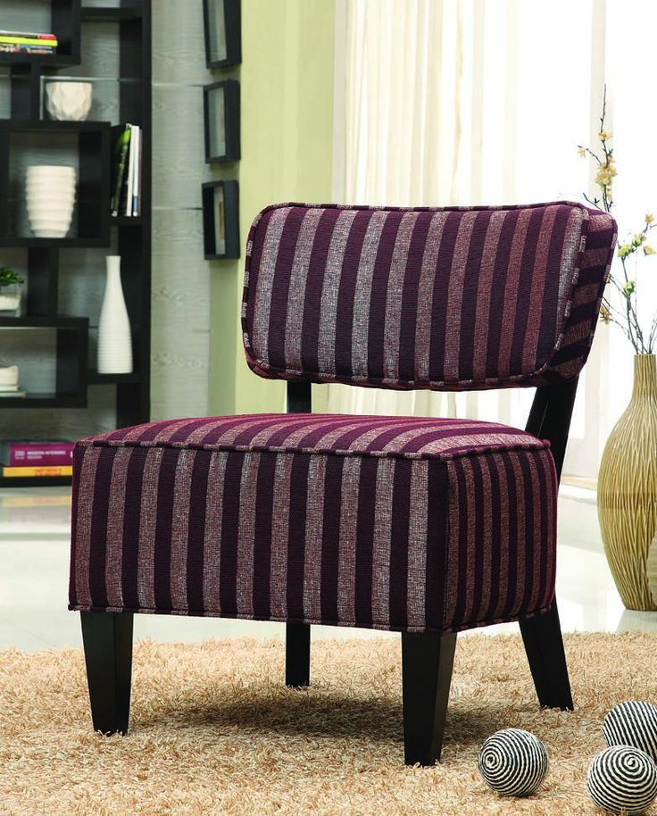 Best Coaster Furniture Burgundy Accent Chair By Coaster 400 x 300