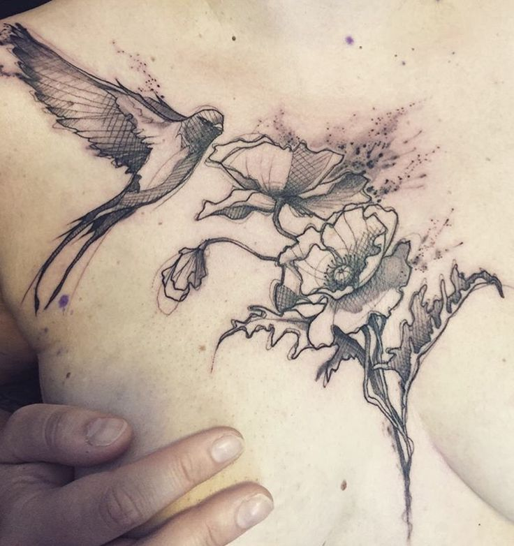 24 best l 39 oiseau images on pinterest birds tattoo. Black Bedroom Furniture Sets. Home Design Ideas