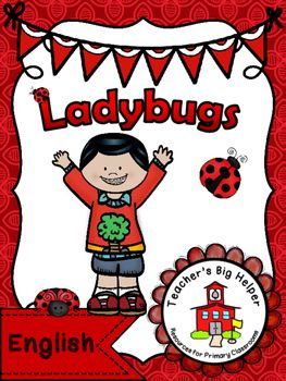 Ladybugs   Click below for a video preview:  https://youtu.be/GOZImk1TFkc