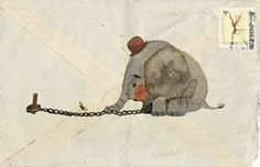 La parábola del elefante encadenado. Te hará reflexionar sobre tu vida.