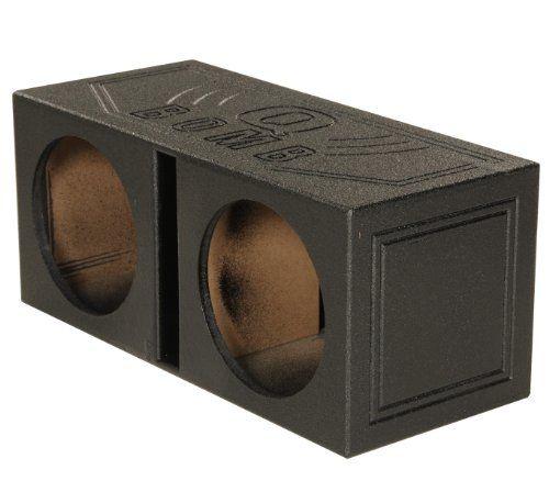 "NEW! Q-POWER QBOMB12V Dual 12"" Vented Port Subwoofer Sub Box w/ Bedliner Spray - http://www.caraccessoriesonlinemarket.com/new-q-power-qbomb12v-dual-12-vented-port-subwoofer-sub-box-w-bedliner-spray/  #Bedliner, #Dual, #Port, #QBOMB12V, #QPower, #Spray, #Subwoofer, #Vented #Car-Subwoofers, #Electronics"