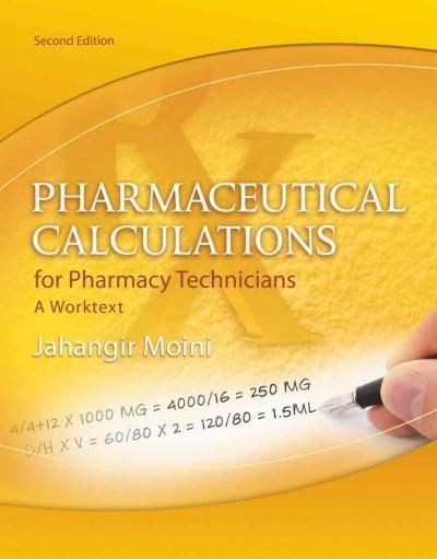 8 best pharmacy exam pin board images on pinterest pharmacy pharmaceutical calculations for pharmacy technicians fandeluxe Choice Image