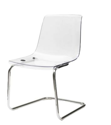 Vanity Chair Option More Modern Tobias Chair Ikea My