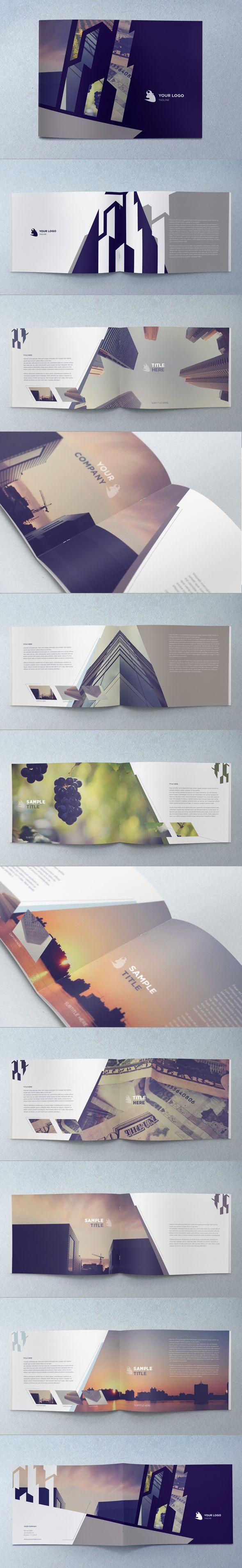 Brochure Design on Behance