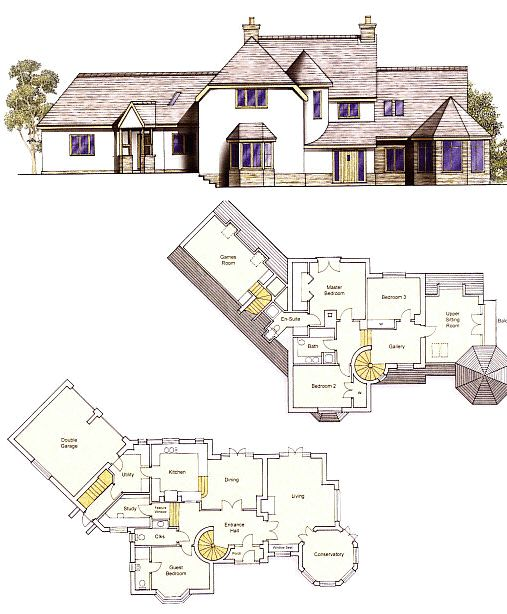 Marvelous Off The Shelf House Plans Contemporary - Best Image ...