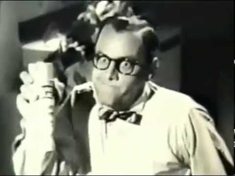 1965-66 Black Flag commercial - McLean Stevenson - closed captioned