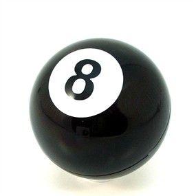 La bola que responde a tus preguntas, solo hay que preguntarle y darle la vuelta y en su parte inferior aparecerá una de las 20 respuestas diferentes que tiene para ti. Y las respuestas de esta bola tomadecisiones están escritas en español. 12,00 €uros.