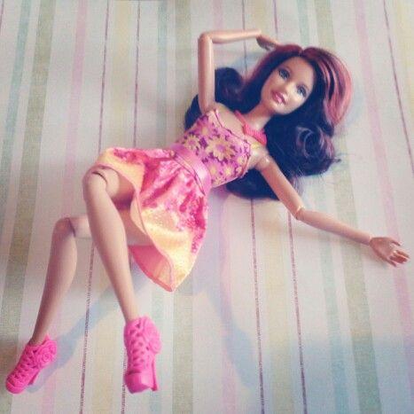 18th: 'Big' (Barbie's Clod-Hoppers)