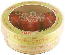 Flesh Eating Bacteria!