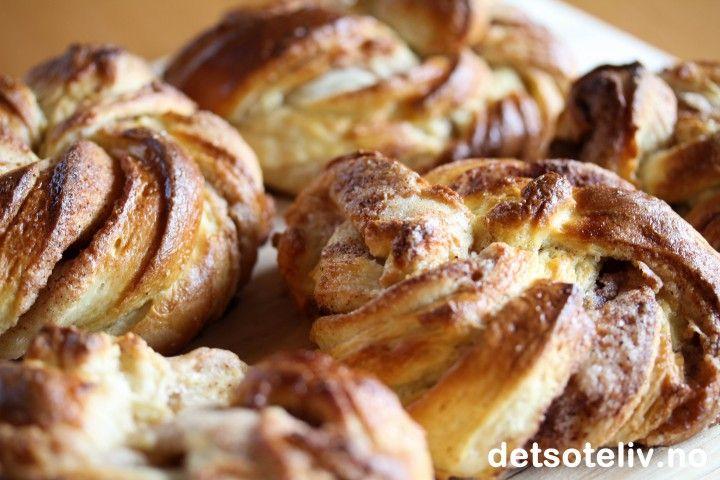 Franske vaniljeboller | Det søte liv