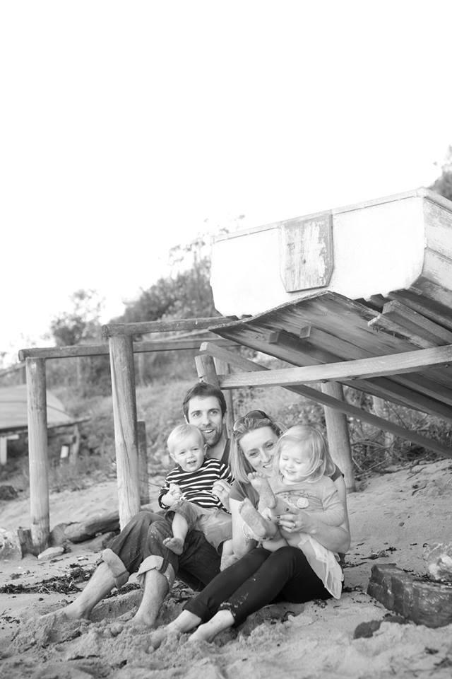 Courtney King Photography // Northern Beaches, Sydney // Family Portraits // www.courtneykingphotography.com