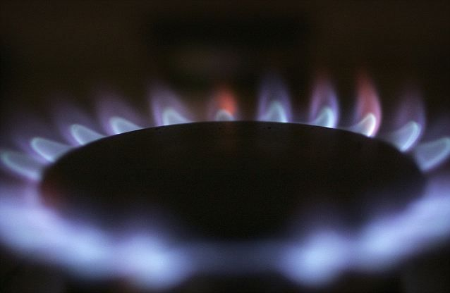 Money to burn: the five top directors at British Gas shared a £16.4million payout for last year while average household energy prices increased 6 per cent.