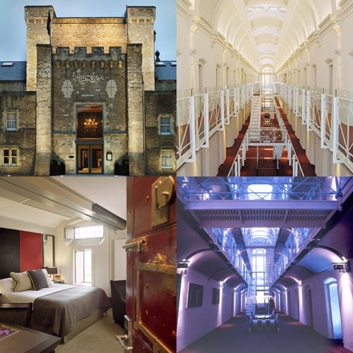Malmaison hotel oxford england old prison turned into a for Really cool hotels