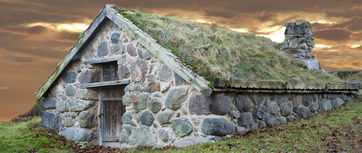 hobbit style turf homes sustainable houses that lasts for centuries