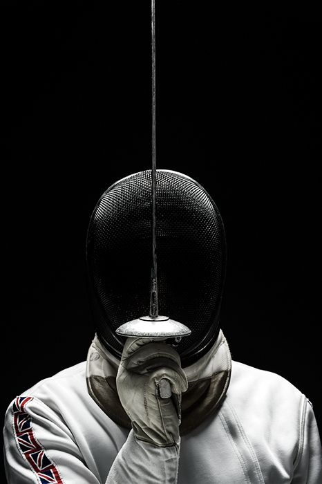 The Fencer by James Abbott, via 500px