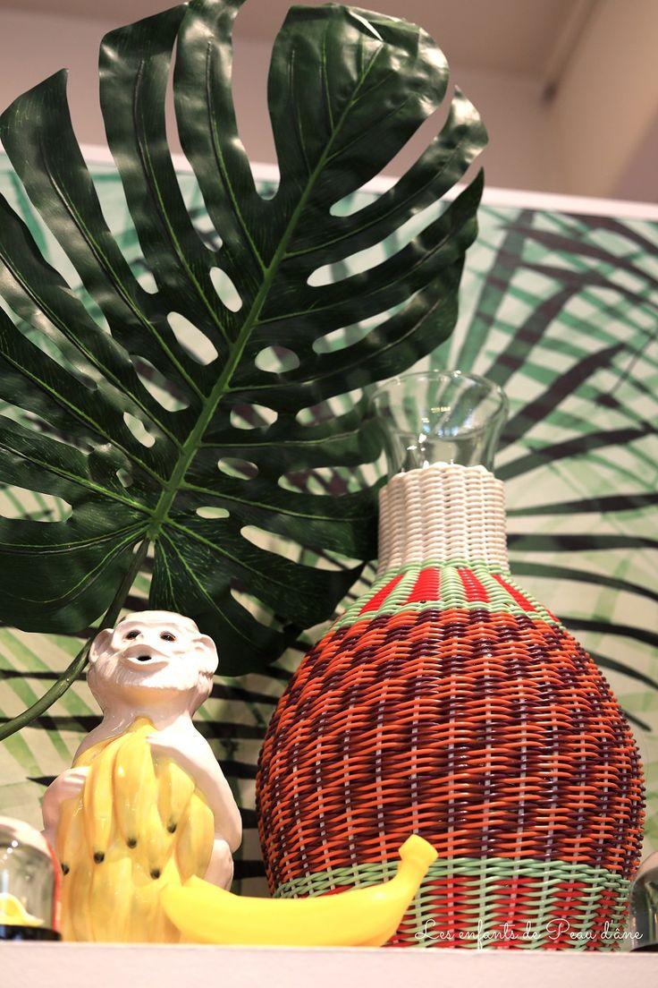 Bensimon lance sa nouvelle collection luxuriante dans la boutique «Home autour du monde» !