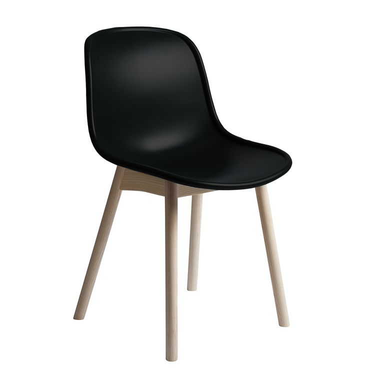 Neu 13 Chair, ask/svart i gruppen Möbler / Stolar & Pallar / Stolar hos RUM21.se (132012)