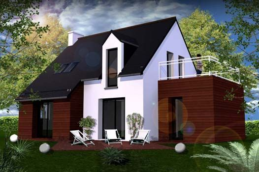 Constructeur Maisons traditionnelles BBC Côtes d'Armor et Finistère