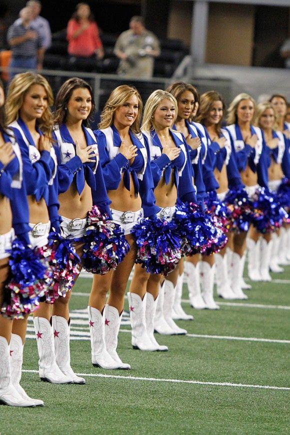 2013-14 Dallas Cowboys Cheerleaders
