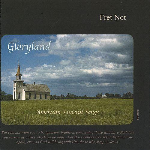 Gloryland: American Funeral Songs [CD]