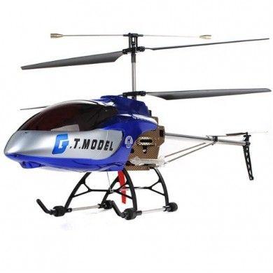 Nowość w Ofercie !!! Dzięki zastosowaniu 3.5-kanałowego radia i żyroskopu ten śmigłowiec jest odpowiedni zarówno dla początkujących, jak i średnio zaawansowanych pilotów, zatem bez względu na Twój poziom umiejętności, model GT QS8006 z pewnością dostarczy Ci wielu ekscytujących lotów!  Chcesz wiedzieć więcej? Zobacz opis, dane techniczne, komentarze oraz film Video. Nie ma jeszcze komentarzy, to czemu nie zostawisz swojego:)  #helikopter #QS8006 #model #rc #zdalnie #sterowany #pilota