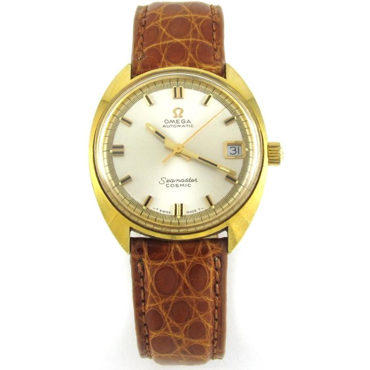 Vintage Omega Seamaster Cosmic Watch