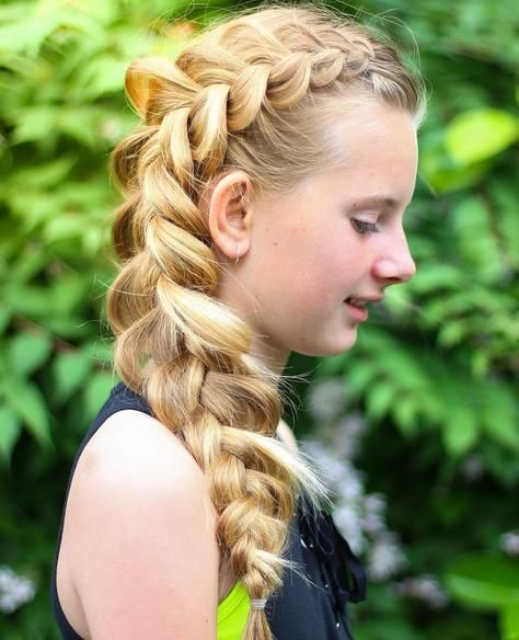 Unique & Gorgeous Braid Hairstyles - Hairstyles How To