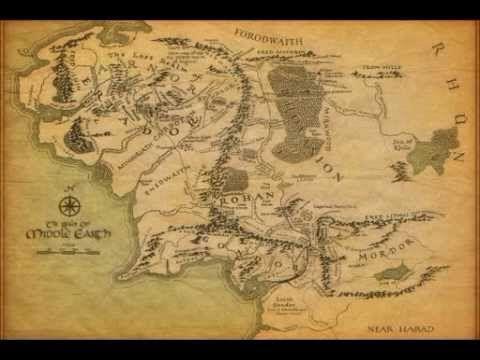Rozhlasová hra Pán Prsteňov Dve Veže 4. Sarumanov Pád