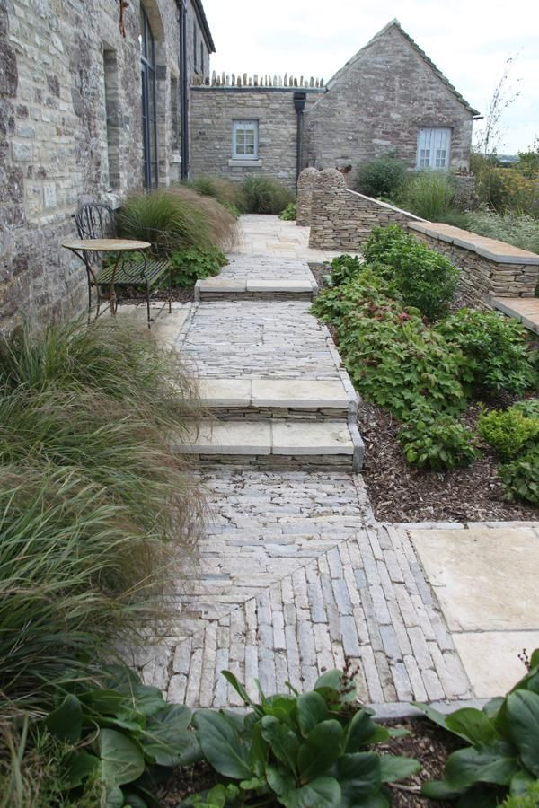 261 best Stone Paving images on Pinterest Gardens Garden