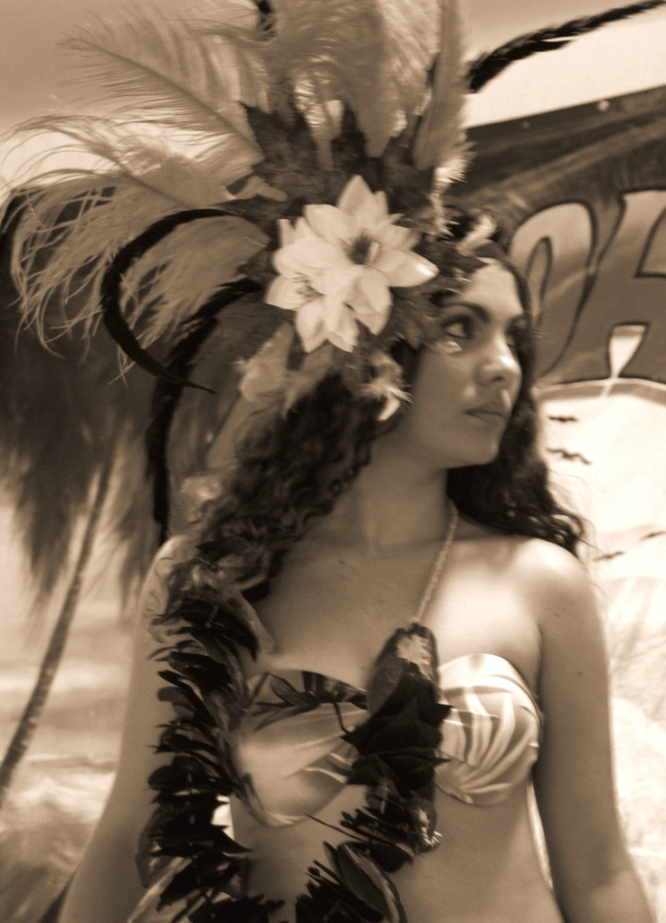 Dança Taitiana