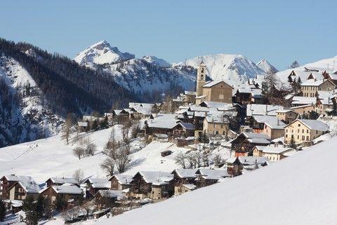 Station village d'été et d'hiver, Saint-Véran