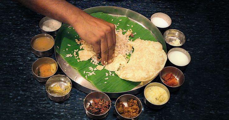 Assaporare lIndia... in un thali
