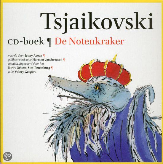 De Notenkraker met de onvolprezen muziek van Pjotr Tsjaikovski, wordt uitgevoerd door het Kirov Orkest uit Sint-Petersburg, gedirigeerd door Valery Gergiev. Het verhaal wordt voorgelezen door Jenny Arean en is bewerkt en geïllustreerd door Harmen van Straaten