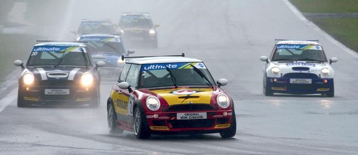 Mini Cooper JCW racing