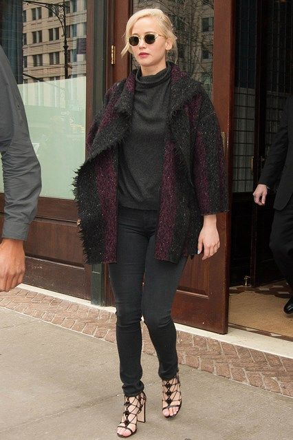 Jennifer Lawrence's Fashion: A Law Unto Herself