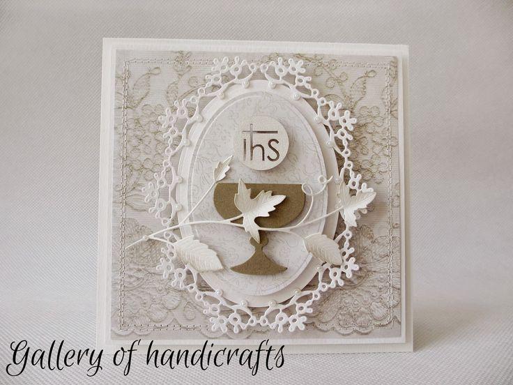 Gallery of handicrafts: Hostia