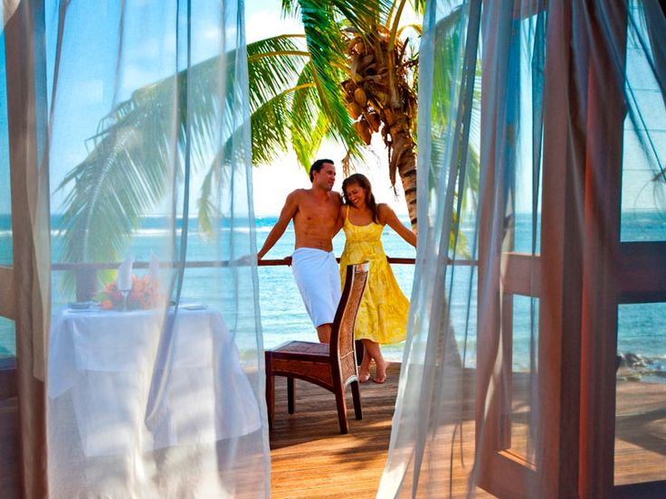 A great holiday choice for romantic couples. Sinalei Reef Resort & Spa, Samoa  www.islandescapes.com.au